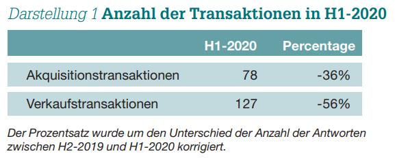 Dealsuite DACH Monitor H1-2020 Darstellung 1