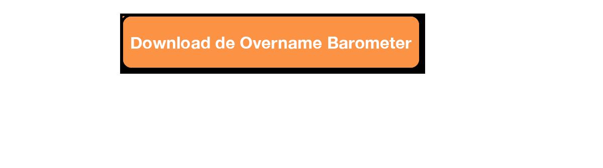 Download de Overname Barometer